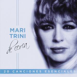 Mari trini de cerca - CD Audio di Mari Trini