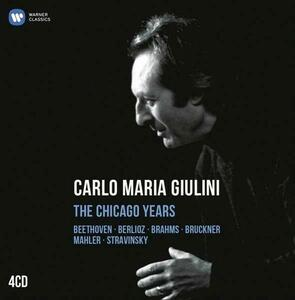 The Chicago Years - CD Audio di Carlo Maria Giulini,Chicago Symphony Orchestra