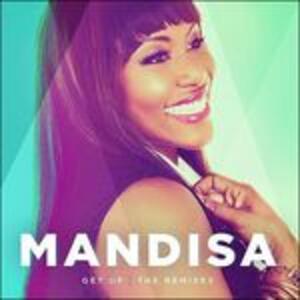 Get up - CD Audio di Mandisa