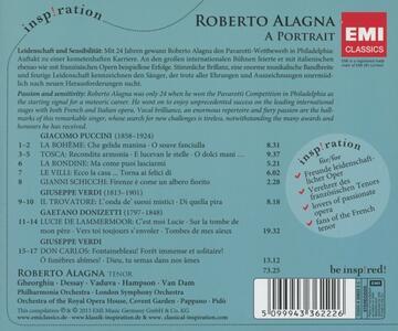 A Portrait - CD Audio di Roberto Alagna - 2