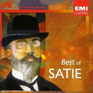 Gymnodpedie. Best of Satie - CD Audio di Erik Satie