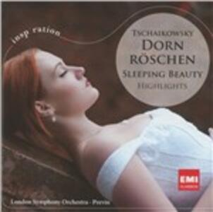 Sleeping Beauty - CD Audio di Pyotr Il'yich Tchaikovsky