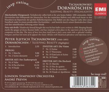 Sleeping Beauty - CD Audio di Pyotr Il'yich Tchaikovsky - 2