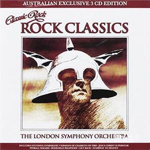 Classic Rock - Rock - CD Audio di London Symphony Orchestra