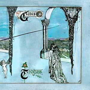 Trespass - Vinile LP di Genesis