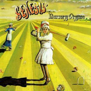 Nursery Cryme - Vinile LP di Genesis