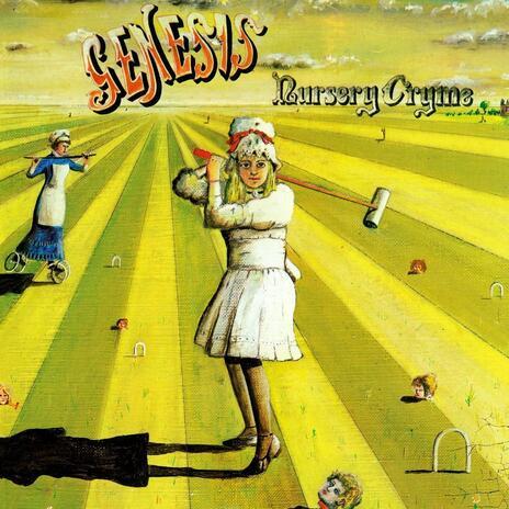 Nursery Cryme (180 gr. Limited Edition) - Vinile LP di Genesis