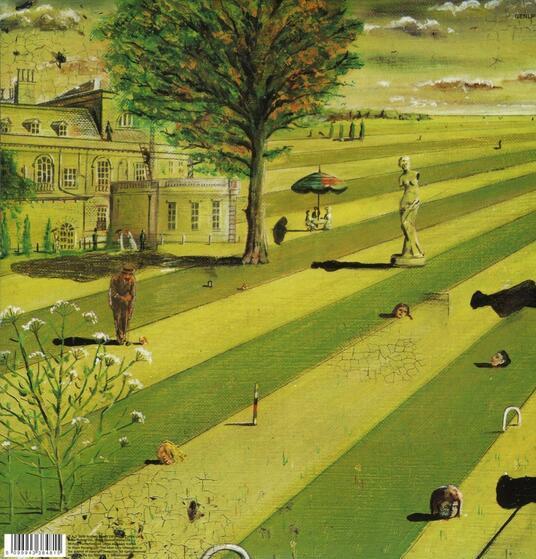 Nursery Cryme (180 gr. Limited Edition) - Vinile LP di Genesis - 2