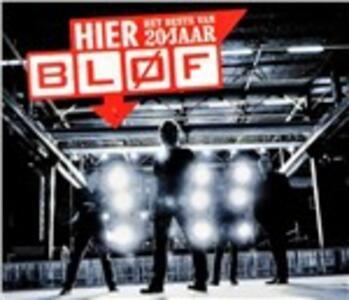 Hier Het Beste Van 20 - CD Audio di Blof
