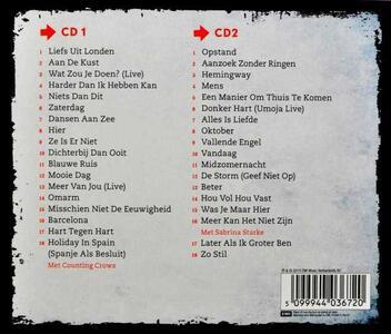 Hier Het Beste Van 20 - CD Audio di Blof - 2