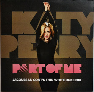 Part of me - Vinile LP di Katy Perry
