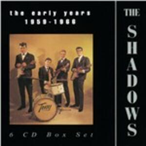 The Early Years - CD Audio di Shadows