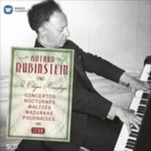 Icon. Arthur Rubinstein - CD Audio di Fryderyk Franciszek Chopin,Arthur Rubinstein