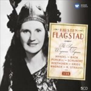 Icon. Kirsten Flagstad - CD Audio di Richard Wagner,Kirsten Flagstad