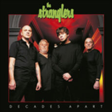 CD Decades Apart Stranglers