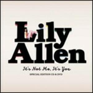 It's Not Me, it's You - CD Audio + DVD di Lily Allen