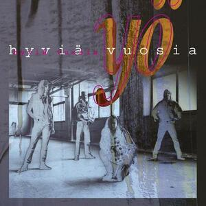 Hyvia Vuosa - CD Audio di Yö