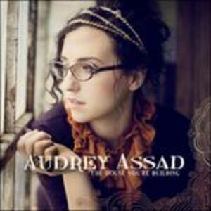 House You're Building - CD Audio di Audrey Assad