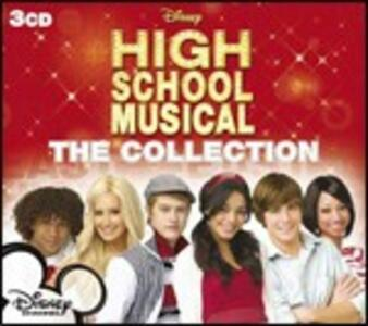 High School Musical. The Collection (Colonna Sonora) - CD Audio