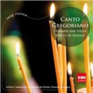 Canto Gregoriano - CD Audio