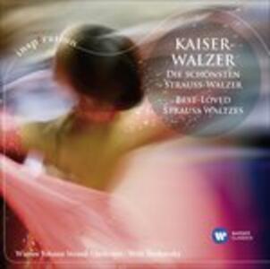 Valzer famosi - CD Audio di Charles Dutoit,Willi Boskovsky