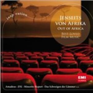 Inspiration Series. Best Loved Film Music (Colonna Sonora) - CD Audio