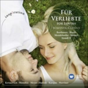 Inspiration Series. For Lovers - CD Audio