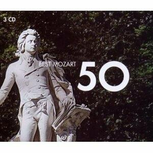 50 Best Mozart - CD Audio di Wolfgang Amadeus Mozart
