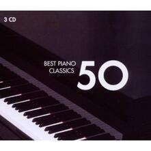 50 Best Piano Classics - CD Audio
