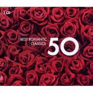 50 Best Romantic Classics - CD Audio