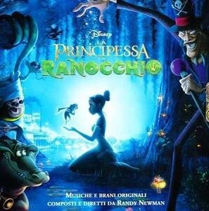 La Principessa e Il Ranocchio (Colonna Sonora) - CD Audio