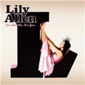 It's Not Me, It's You - CD Audio di Lily Allen