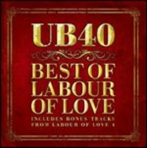 Best of Labour of Love - CD Audio di UB40