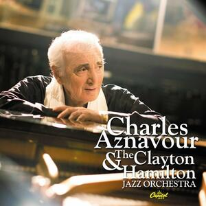 Charles Aznavour - the Clayton Hamilton Jazz Orchestra - CD Audio