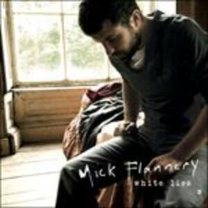 White Lies - CD Audio di Mick Flannery