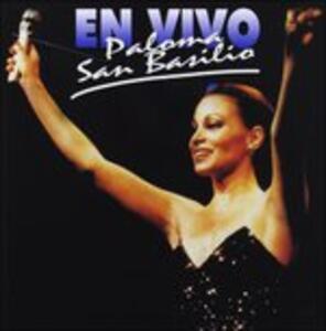 En Vivo - CD Audio di Paloma San Basilio