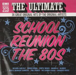 School Reunion the 80's - CD Audio