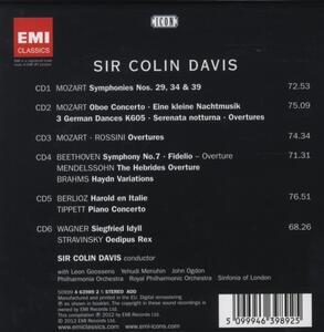 Icon - CD Audio di Sir Colin Davis - 2