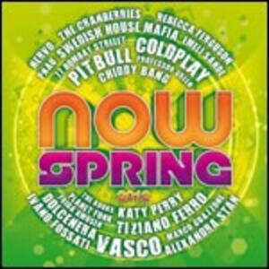 Now Spring 2012 - CD Audio