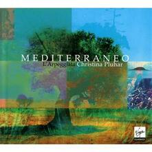 Mediterraneo - CD Audio di Christina Pluhar,L' Arpeggiata