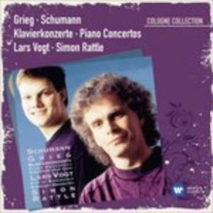 Klavier Konzerte - CD Audio di Edvard Grieg,Robert Schumann