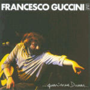 Quasi come Dumas... - CD Audio di Francesco Guccini