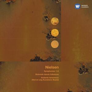 Sinfonie n.1, n.6 - CD Audio di Carl August Nielsen,Herbert Blomstedt