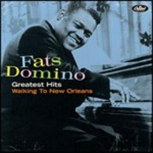 Walking to New Orleans. Greatest Hits - CD Audio di Fats Domino