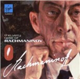 The Very Best of Rachmaninov - CD Audio di Sergej Vasilevich Rachmaninov