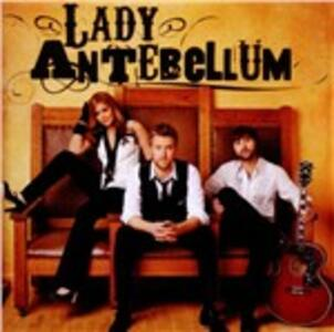 Lady Antebellum - CD Audio di Lady Antebellum