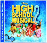 Cover CD Colonna sonora High School Musical 2
