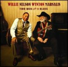 Two Men with the Blues - CD Audio di Wynton Marsalis,Willie Nelson