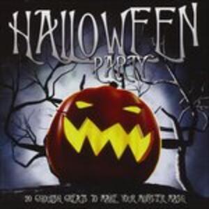 Halloween Party - CD Audio