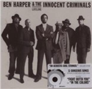 Lifeline - CD Audio di Ben Harper